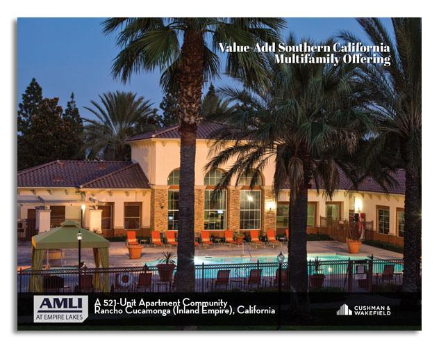Real Estate Offering Memorandum Design – Renard Advertising & Design